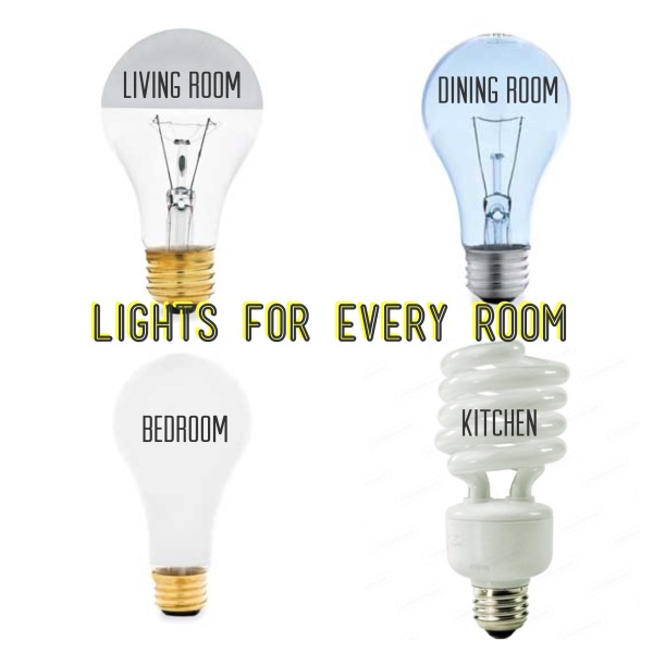 Lighting Tips For Every Room: {Tips & Tricks} Lights For Every Room