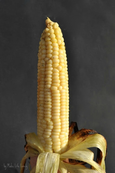Delicious Grilled Corn Directions, by Make Life Lovely