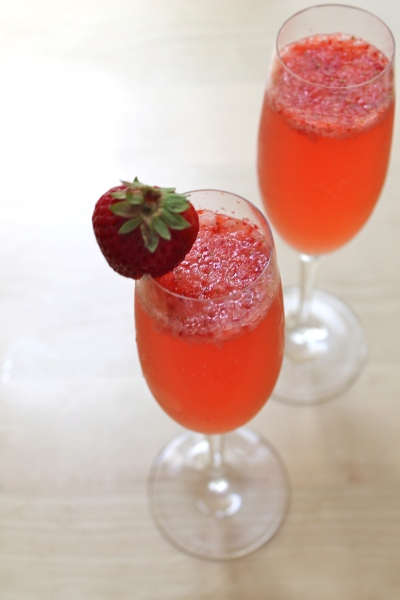 Jentertaining_Blood Orange Prosecco