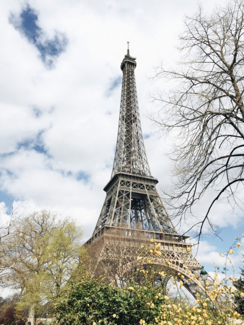 Jentertaining in Paris