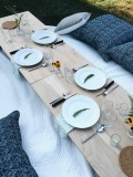 jentertaining rustic table DIY